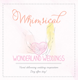 BadgeWhimsicalWonderlandWeddings