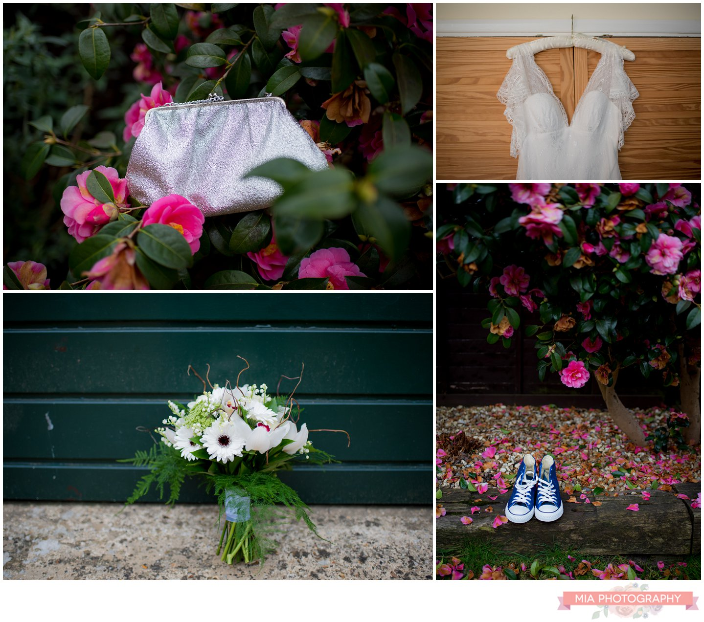 Fanny's Farm shop wedding