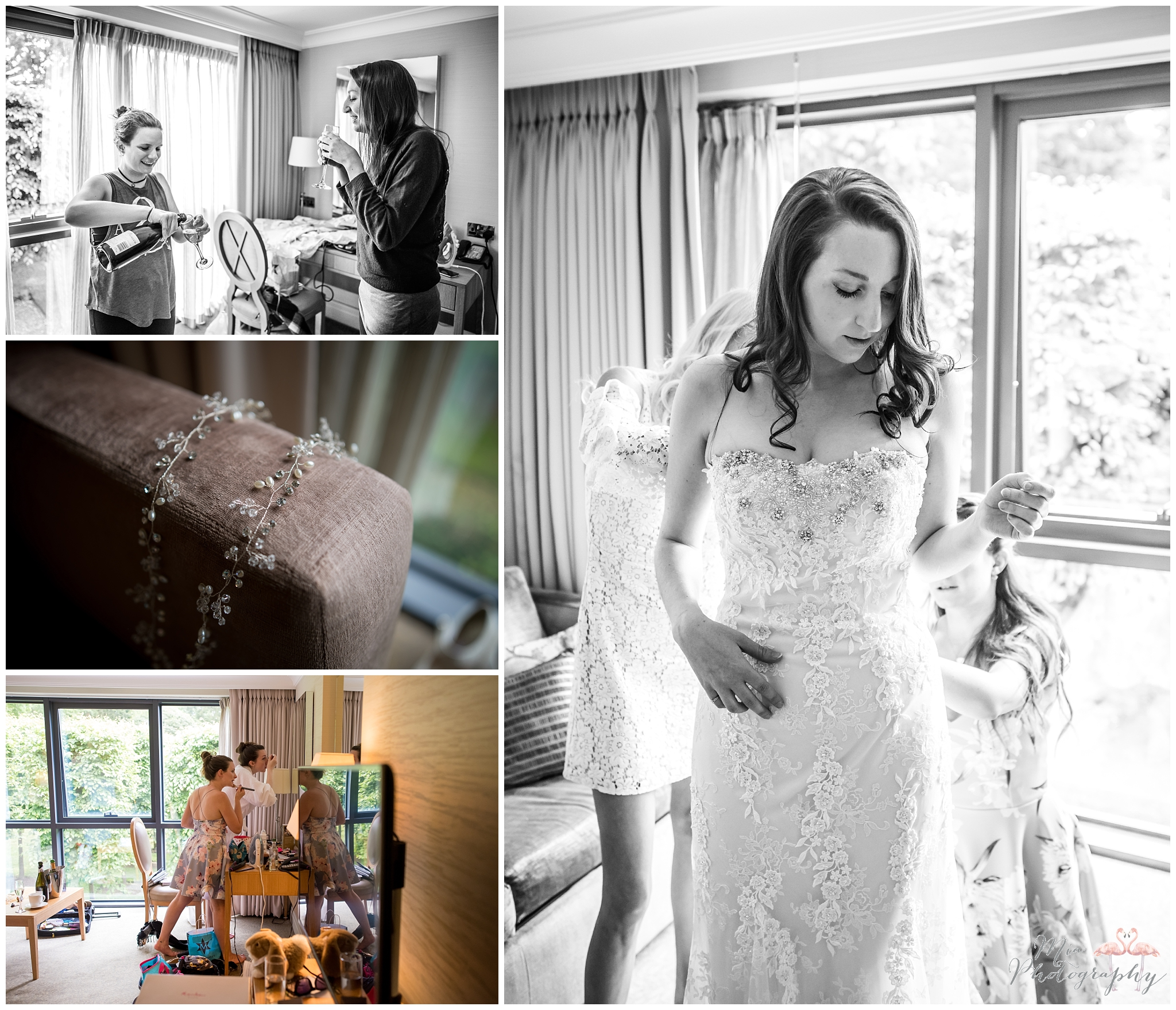 Weddings in the Woods in Hampshire