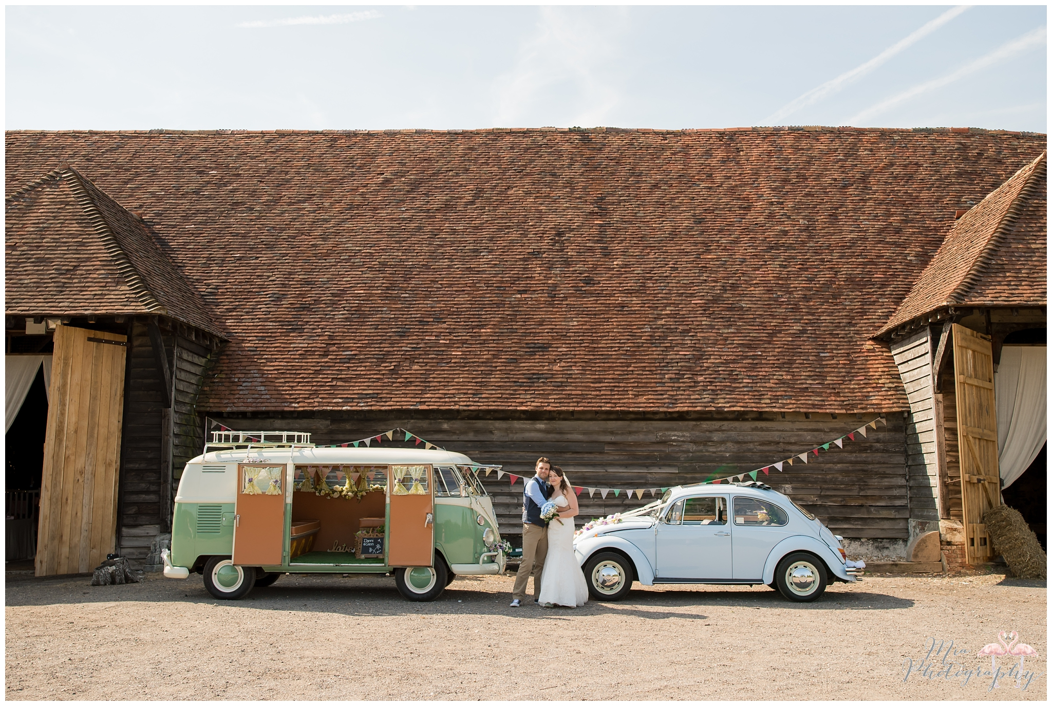 The great barn at Titchfield
