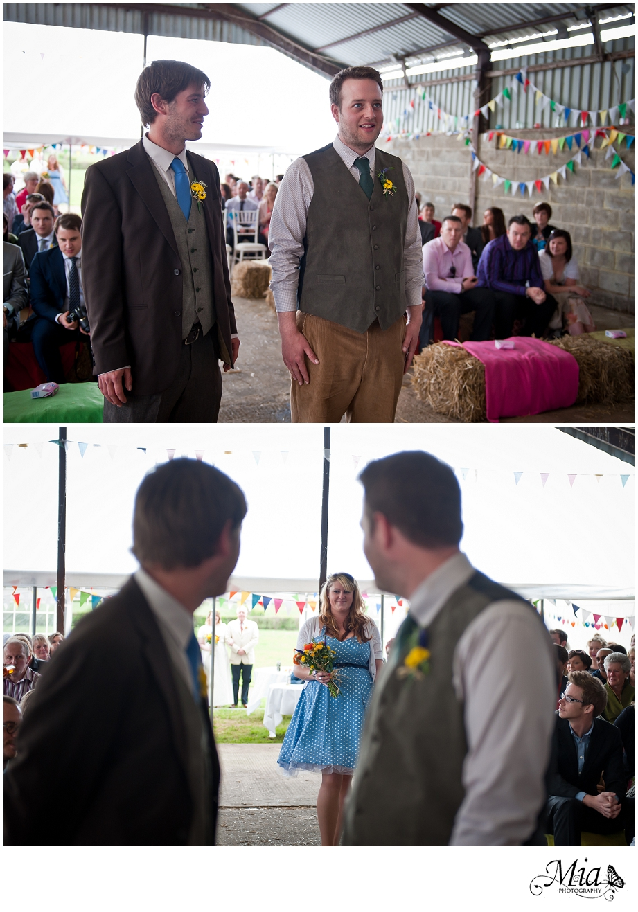 wedding photography at the farm in hampshire