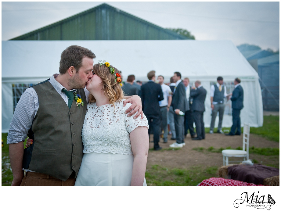 Marquee wedding hampshire new forest