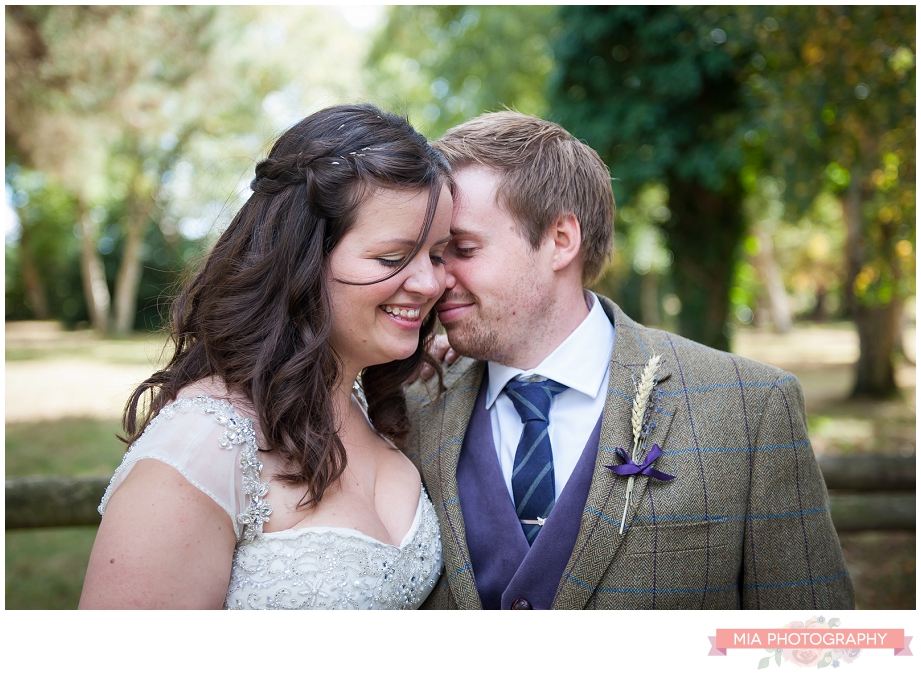 the best wedding photographer in hampshire
