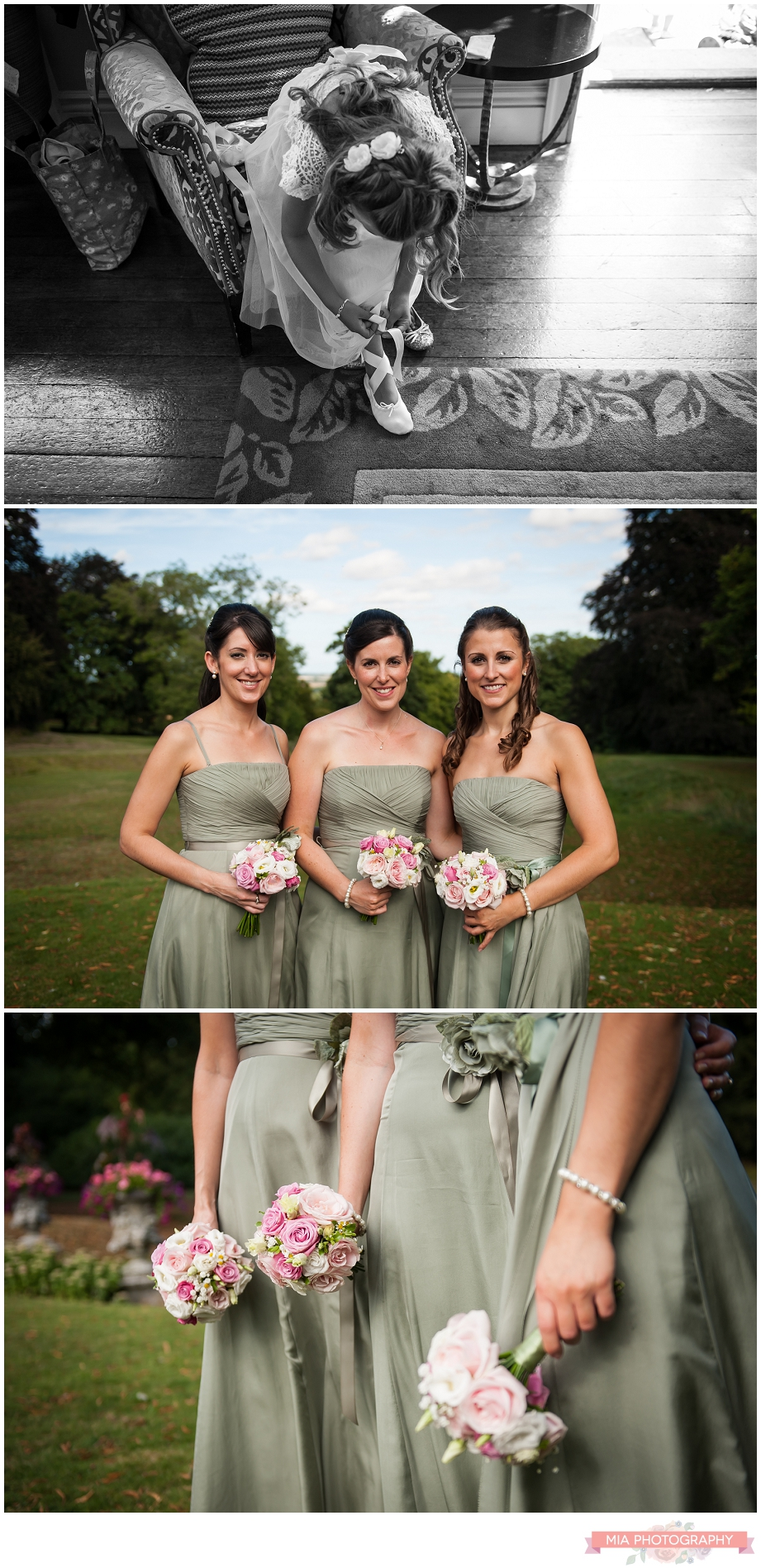 Vintage style bridesmaid dresses in hampshire