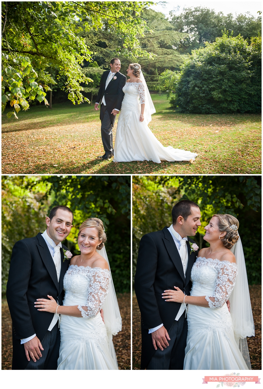 bride and groom wedding photography at lainstone house in winchester