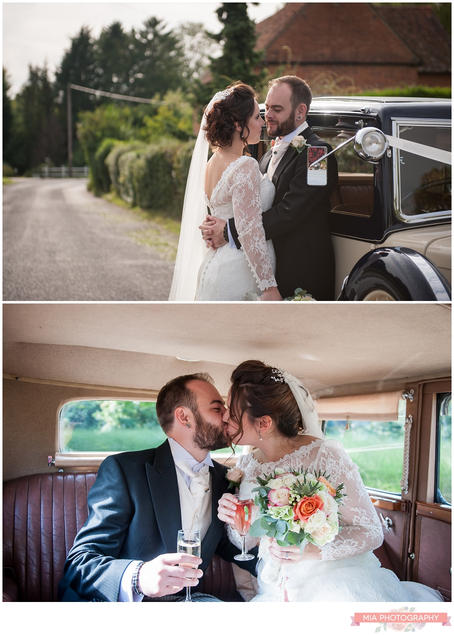 vintage wedding photographer in hampshire