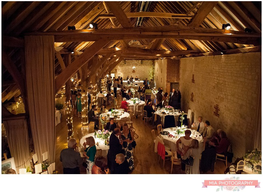 Dan & Nicola's vintage style wedding at Bury Court Barn, Hampshire