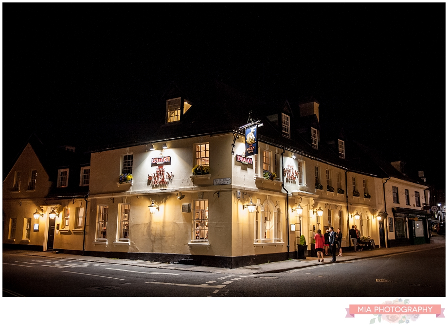 Arundel Town Hall & The Swan Hotel wedding – Jake & Jo
