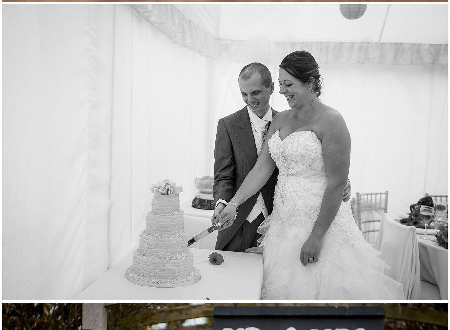 New Forest Wedding – The Three Tuns – Chris & Alex!