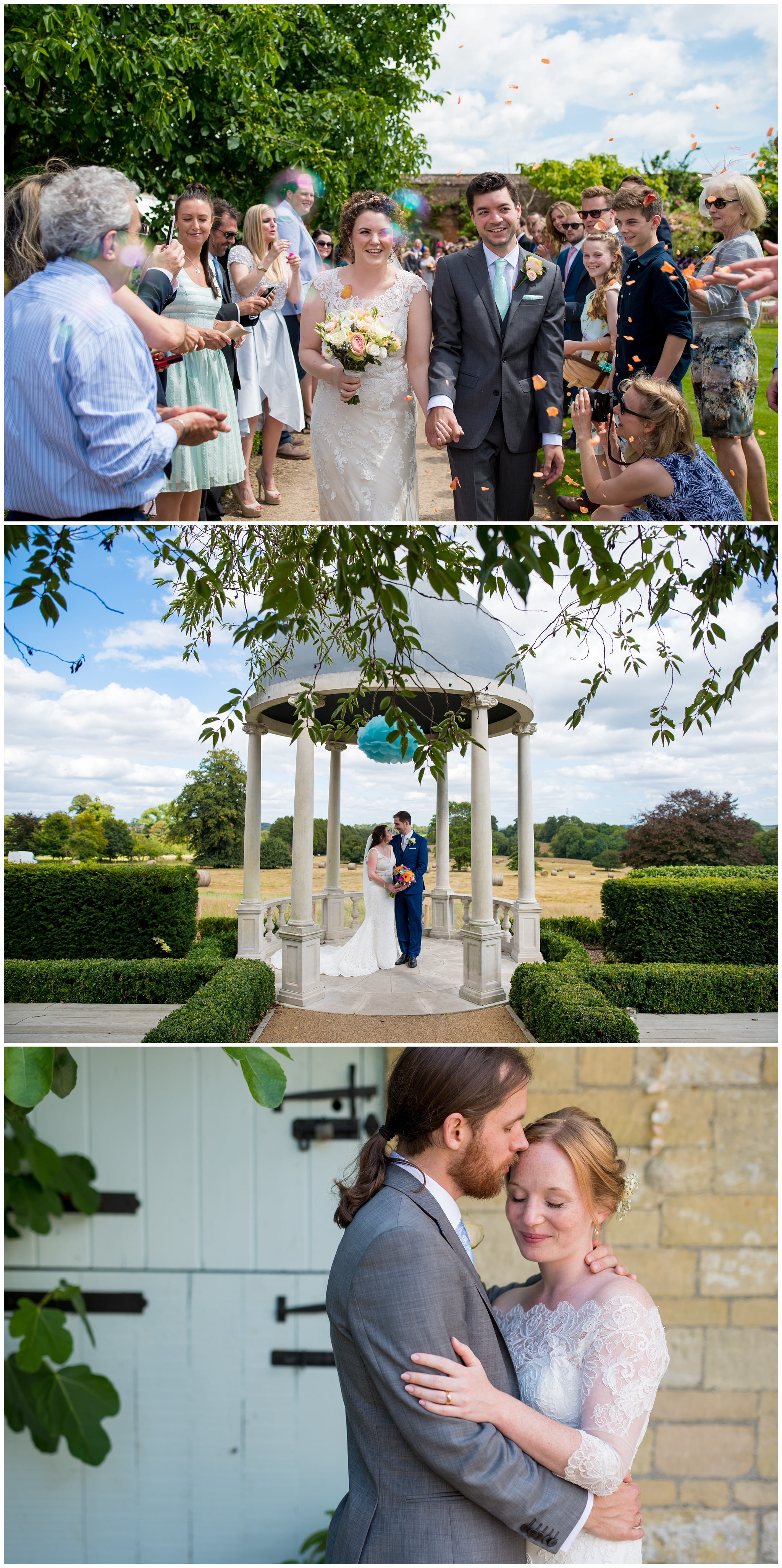 Beautiful wedding photos in Hampshire