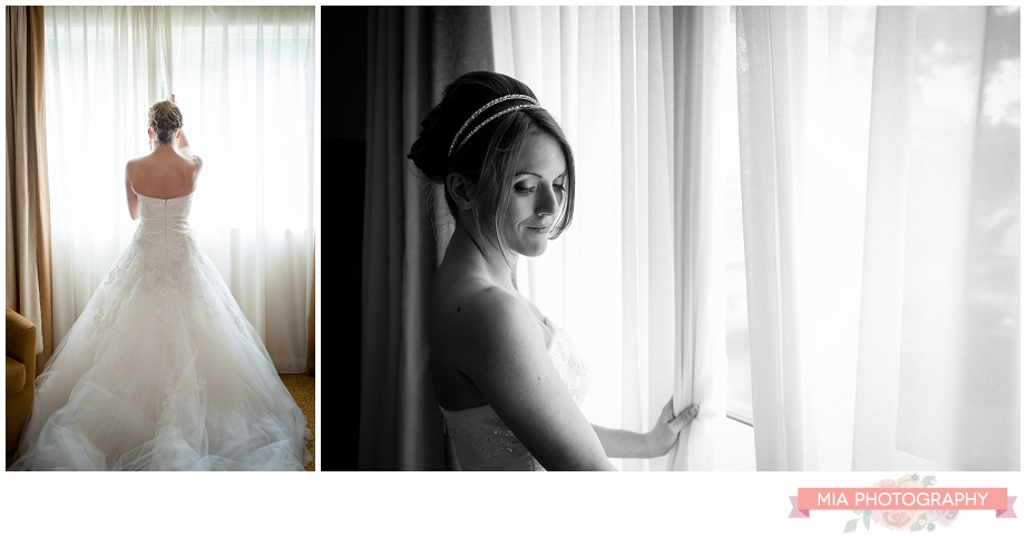 Meon Valley Marriott hotel wedding photography