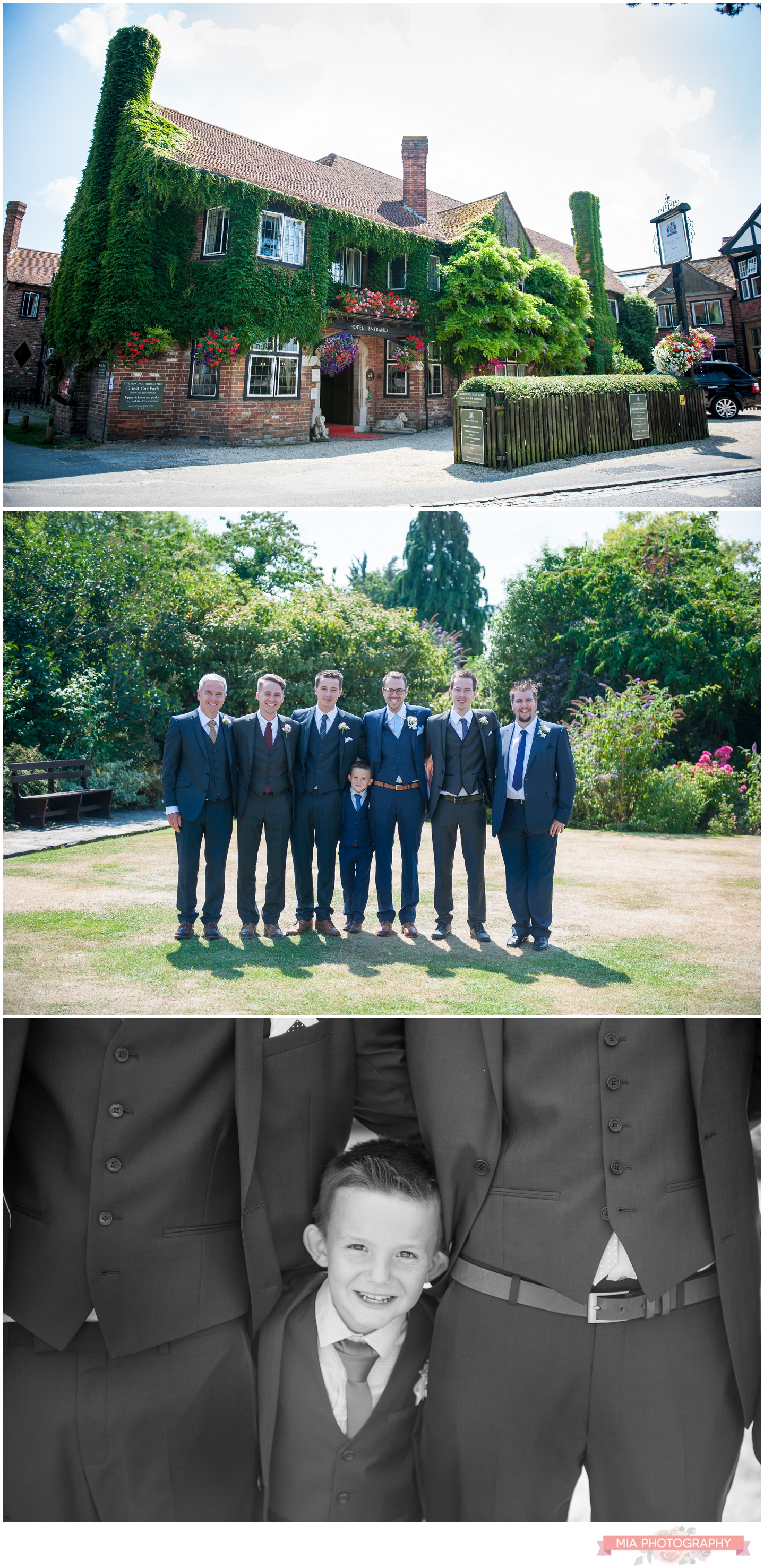 the montagu arms hotel wedding