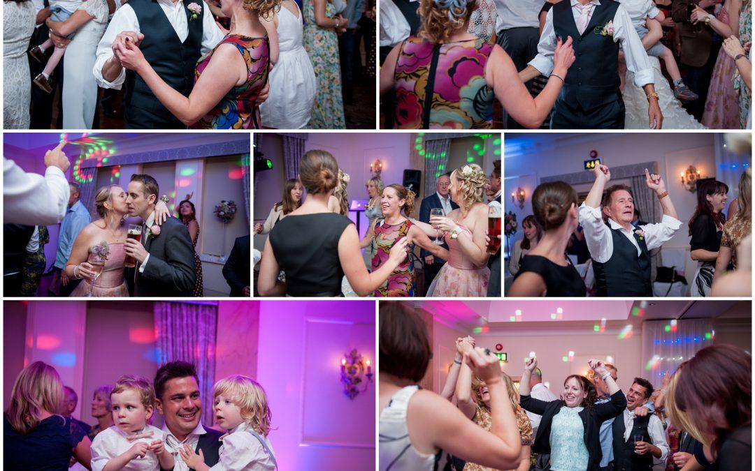 Careys Manor Wedding Photography – Richard & Lyndsey