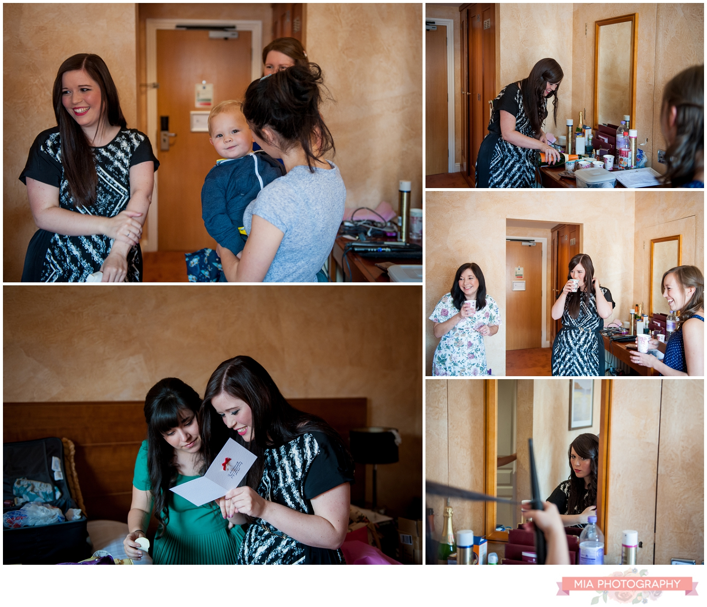 wedding photography at Old Thorns Manor Hotel