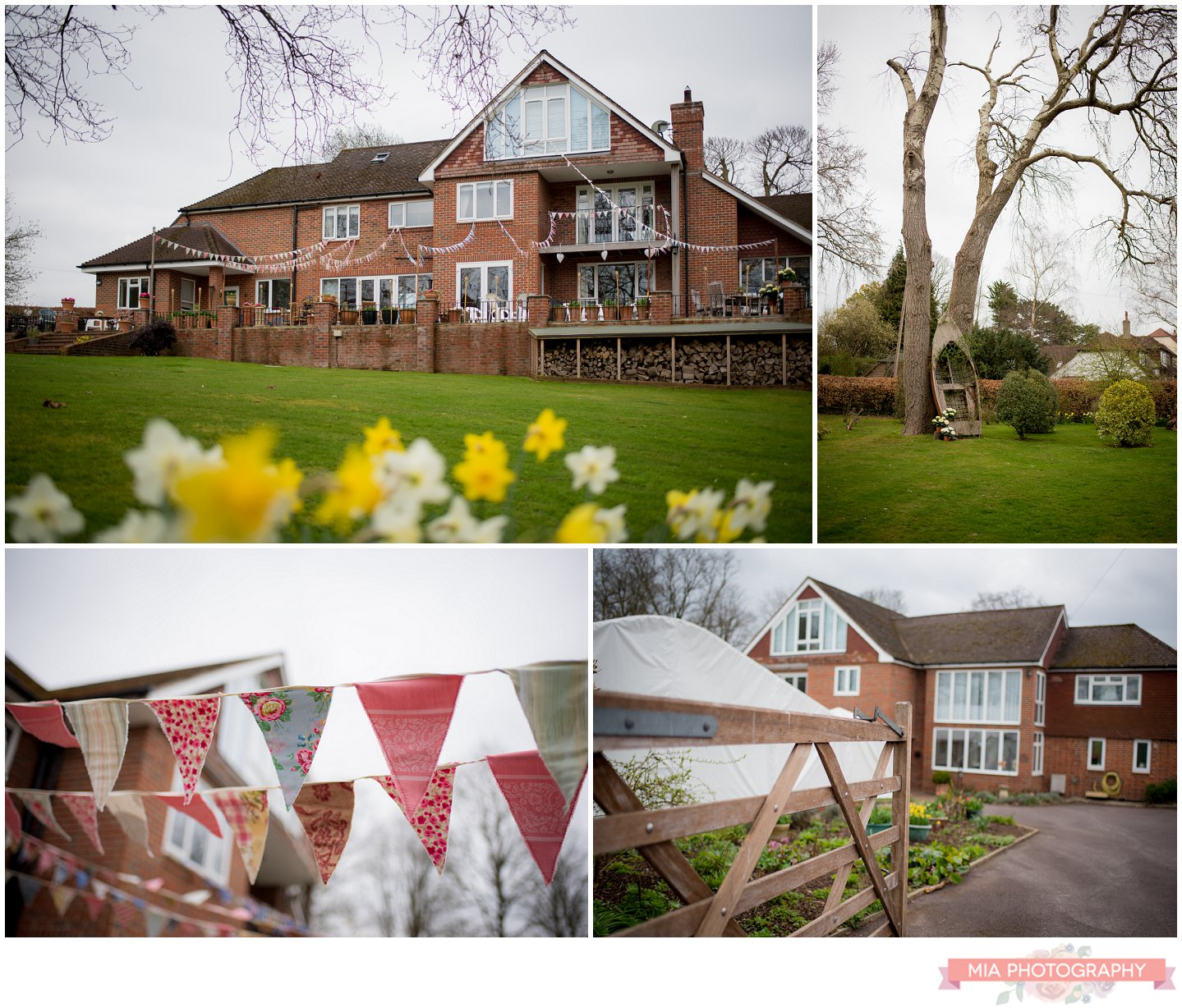 Marquee wedding in Hampshire - Mia-photography