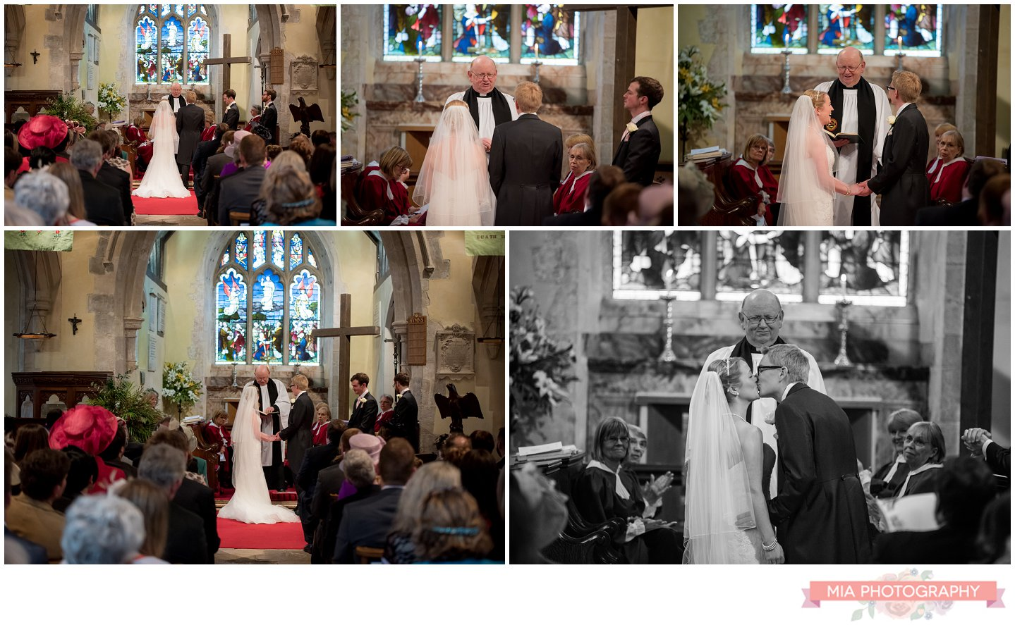 wedding vows in bursledon