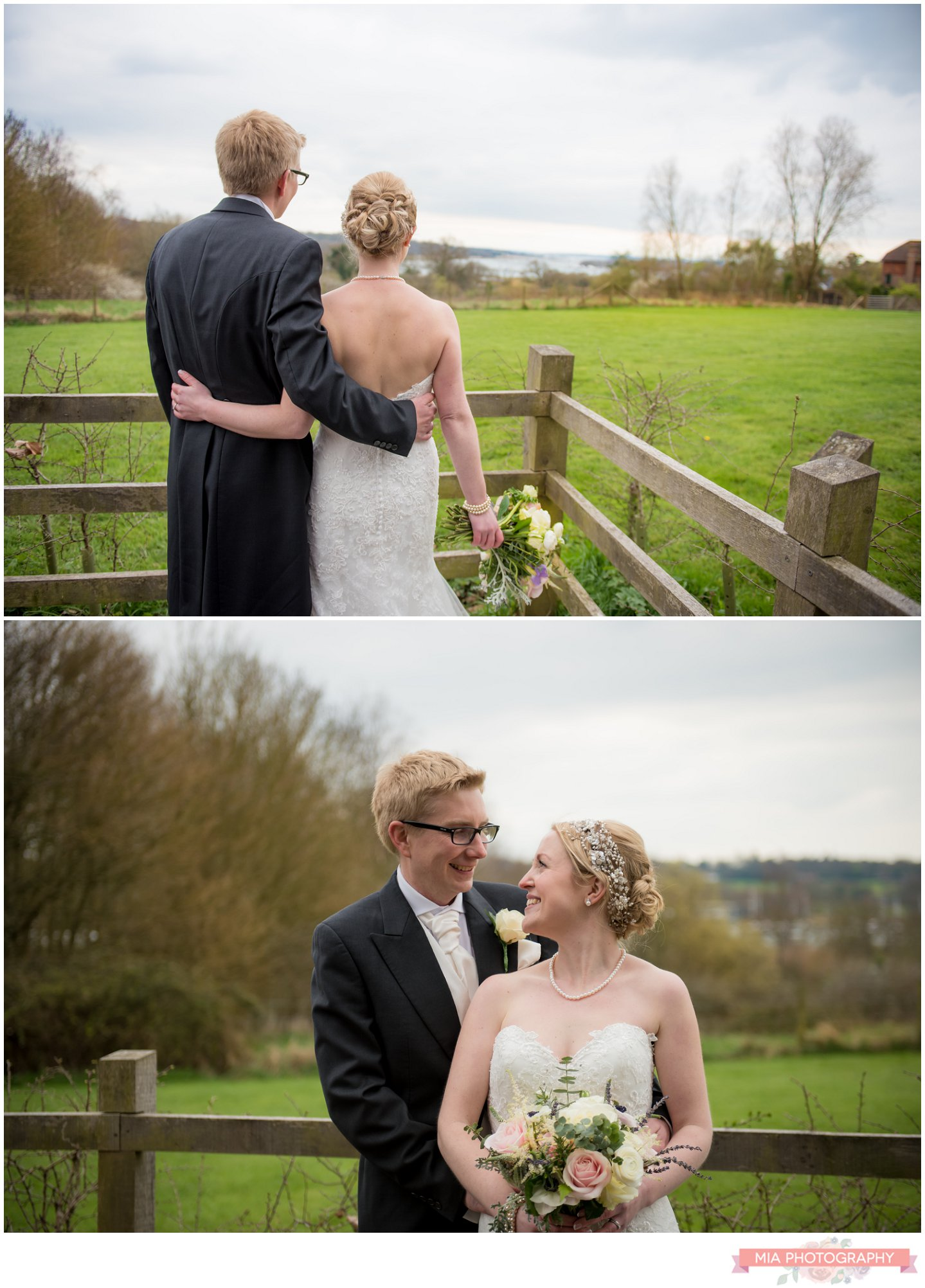 wedding photographer in hampshire - mia photography