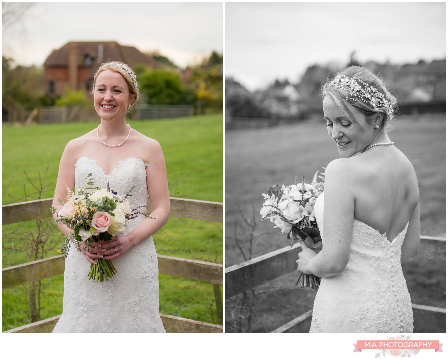 southampton wedding marquee - mia photography