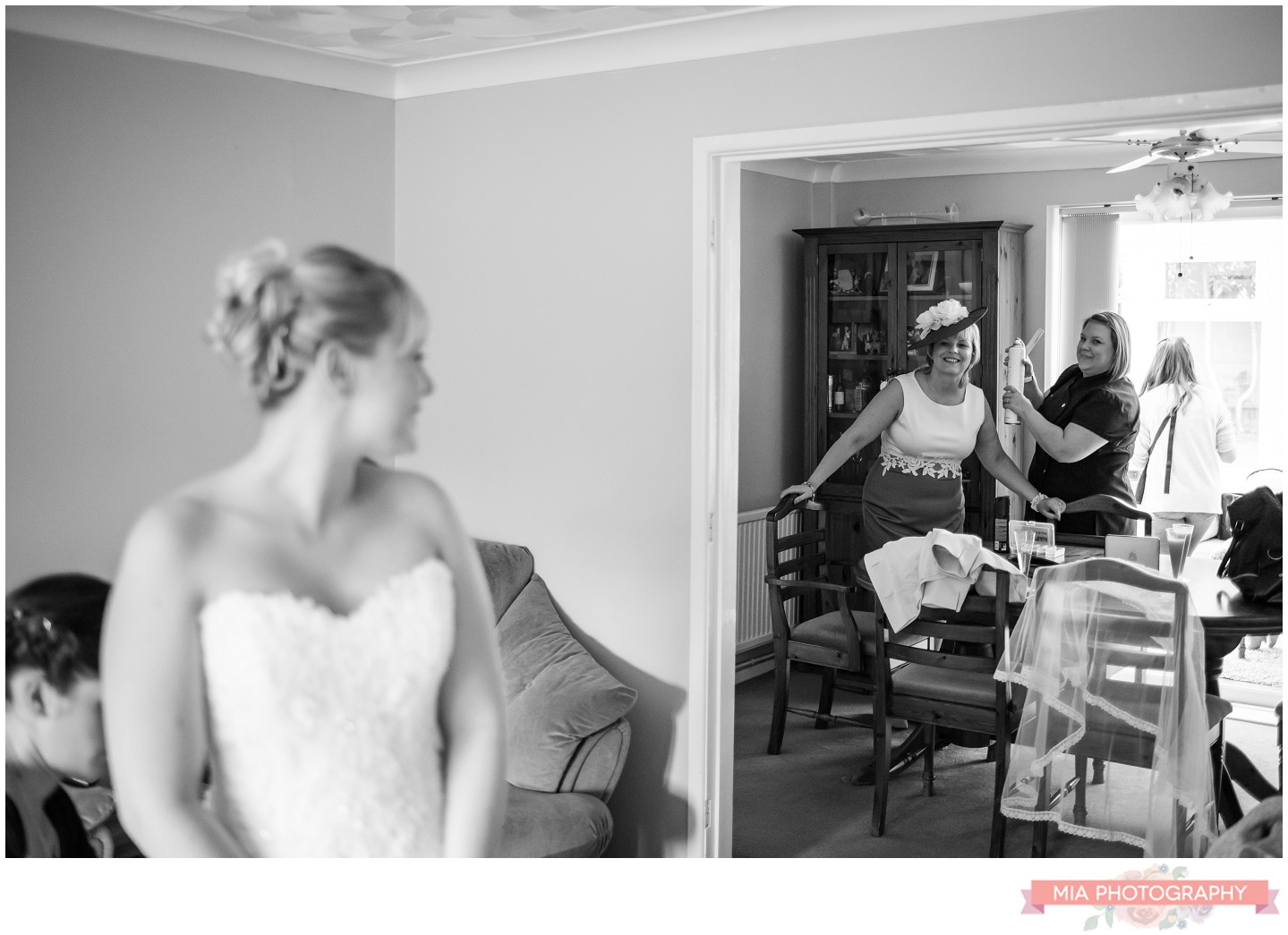wedding photography at the domus