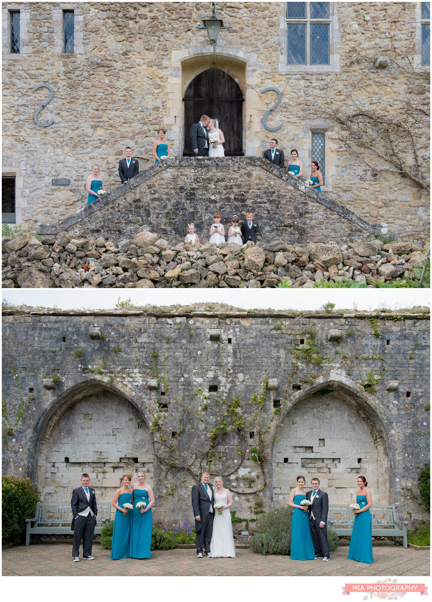 wedding photography at the domus in beaulieu