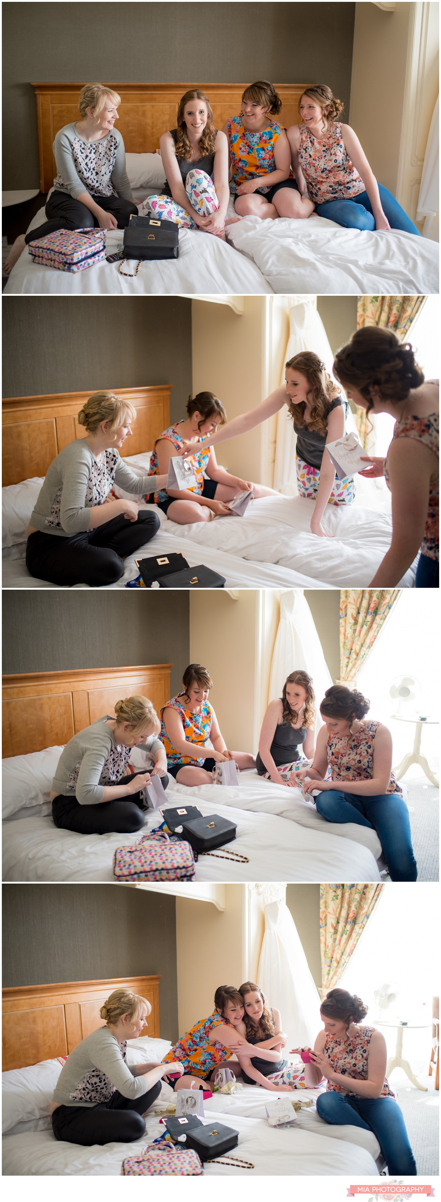 wedding photography at The royal bath hotel in bournemouth