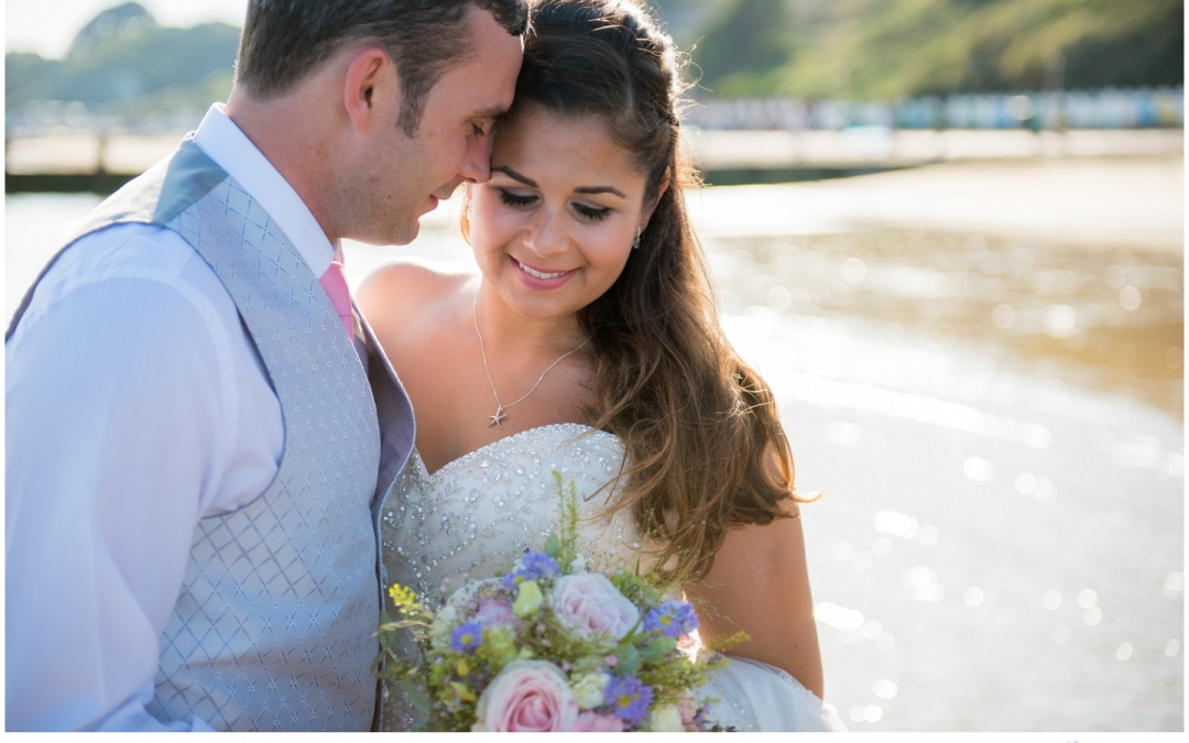 Beach Weddings Bournemouth – Sophie & Matt
