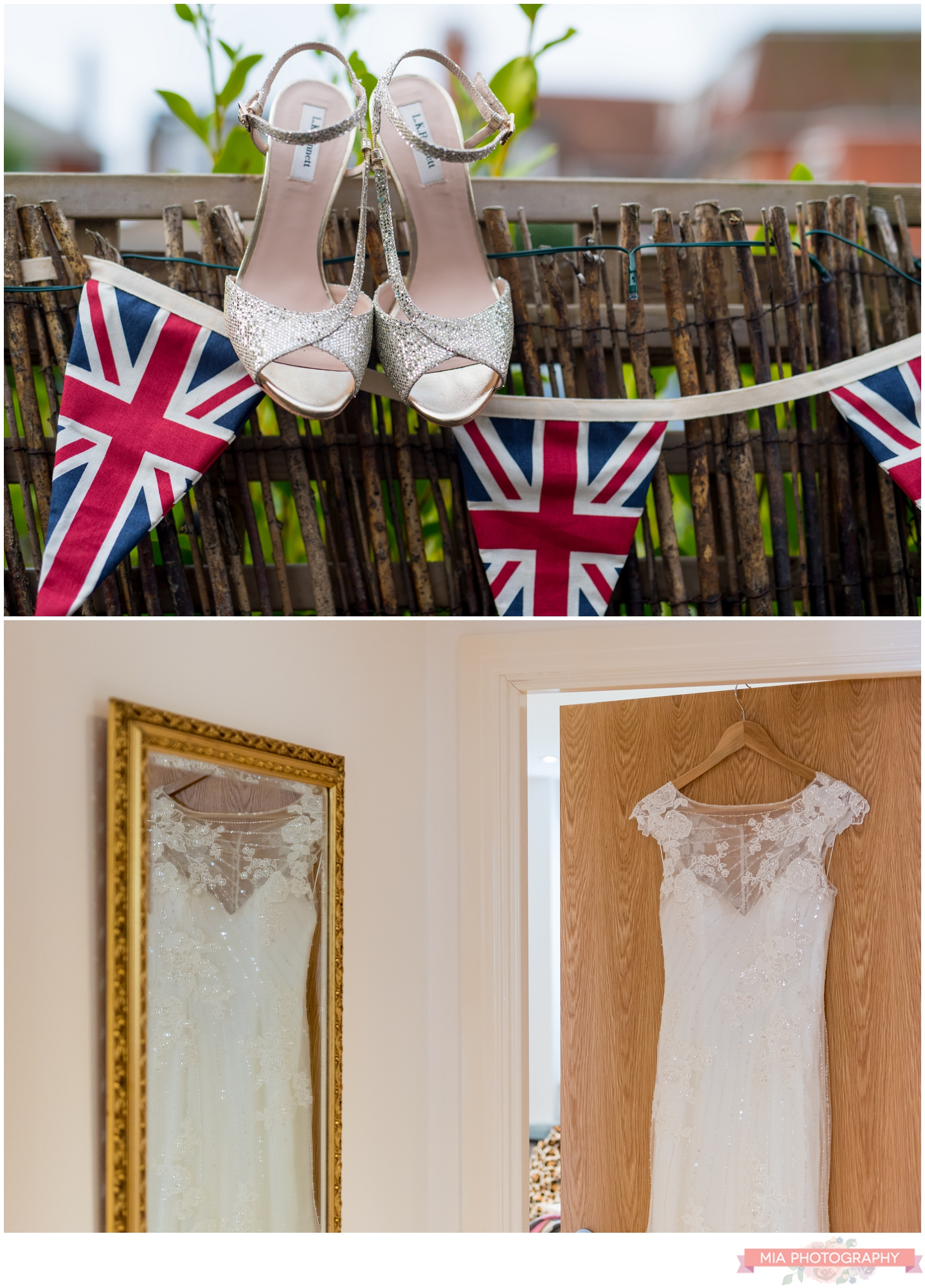 The Old Vicarage in christchurch wedding