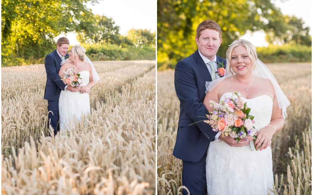 Tithe Barn Wedding in Hampshire – Chloe & Colin