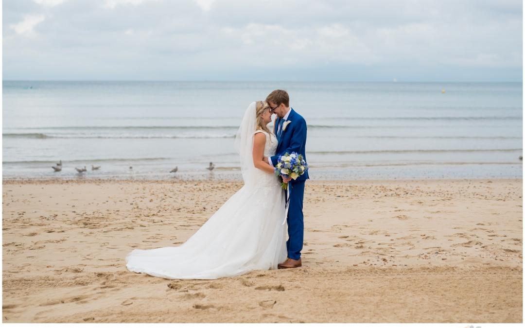 Beach Weddings Bournemouth Wedding – Kate & Ed