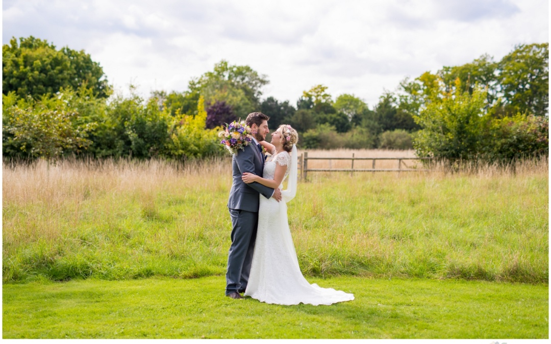 Clock Barn Wedding – Alice & Joe