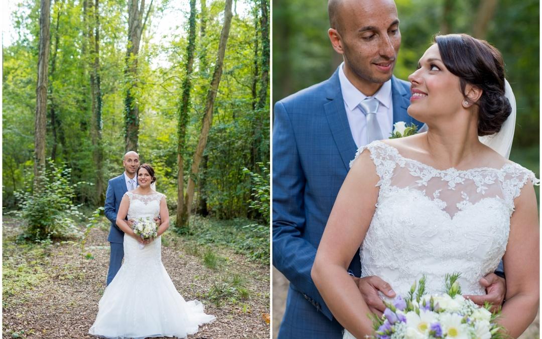 Marwell Hotel Wedding – Gina & Aleem
