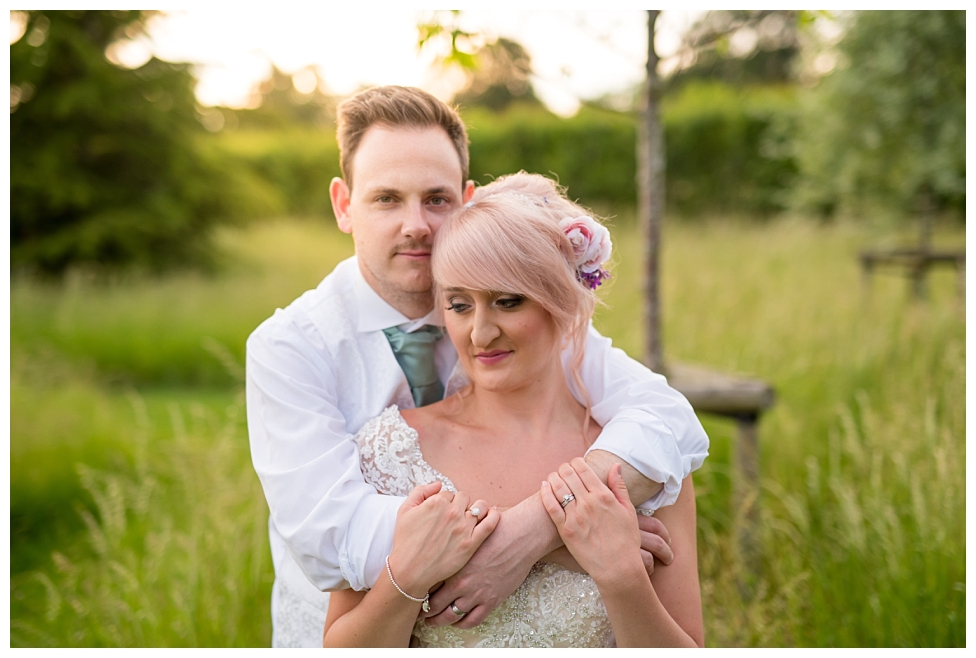 Clock Barn Wedding in Whitchurch – Jade & James