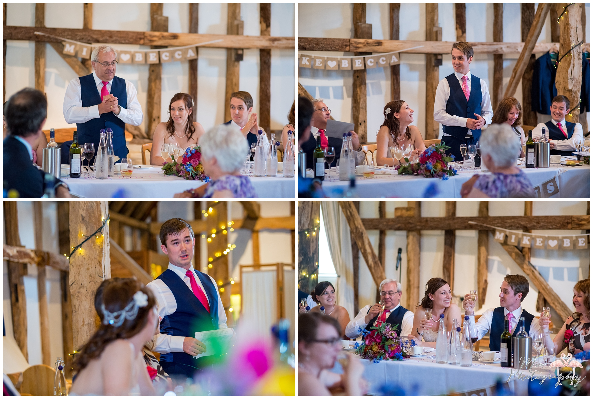Clock Barn speeches