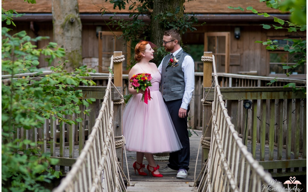 Beaulieu Treehouse Wedding Photography – Kate & John