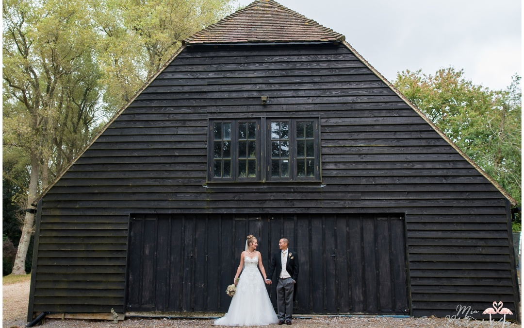 The Long Barn, Hampshire – Georgie & Ben