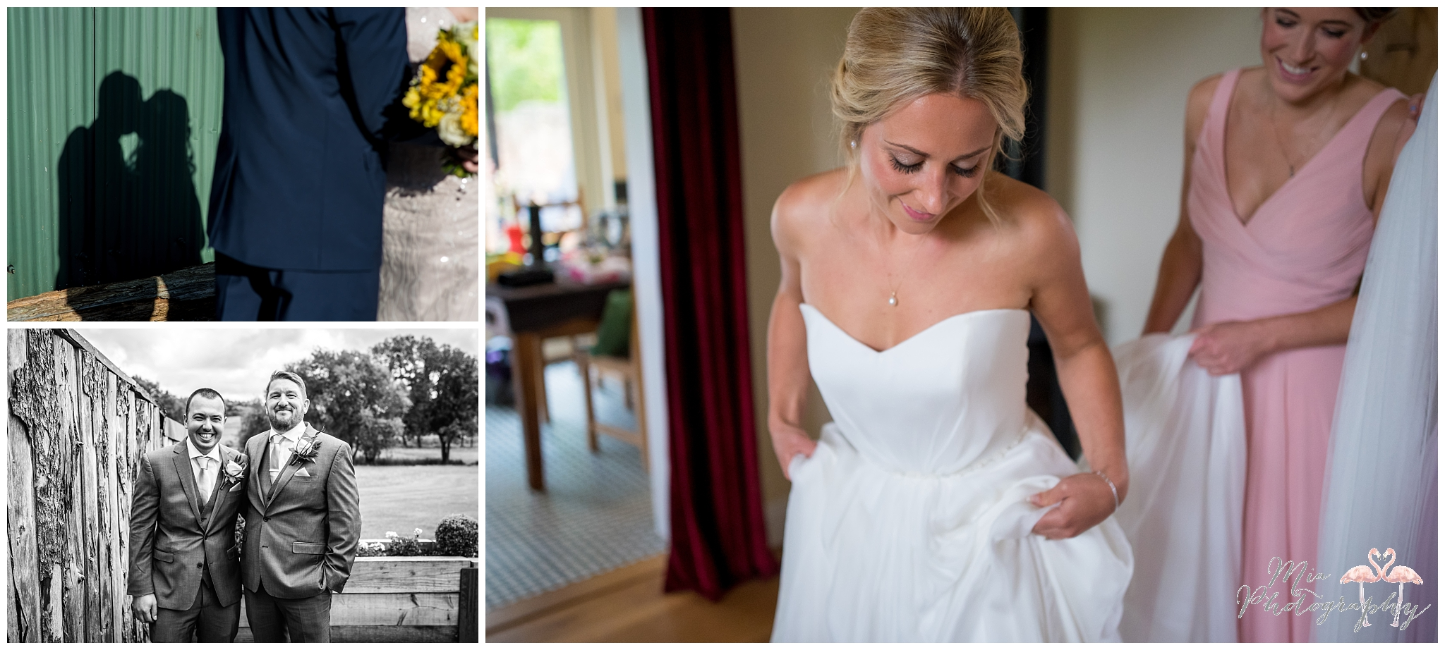 wedding photography in hampshire