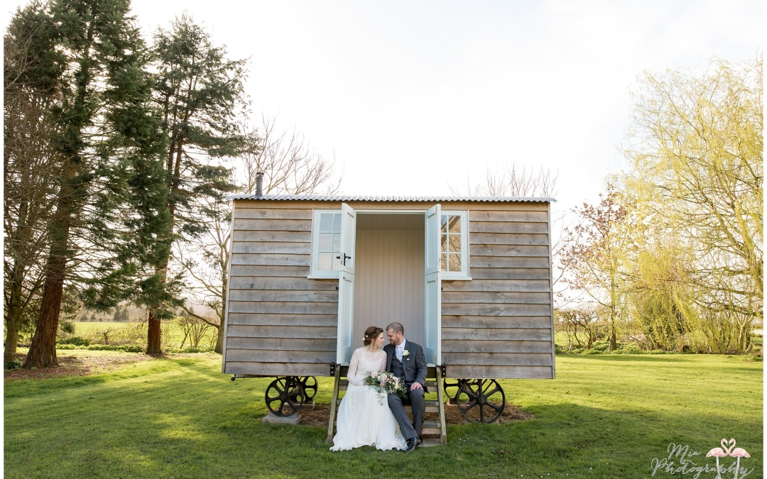 Tithe Barn in Petersfield – Nicola & Stephen
