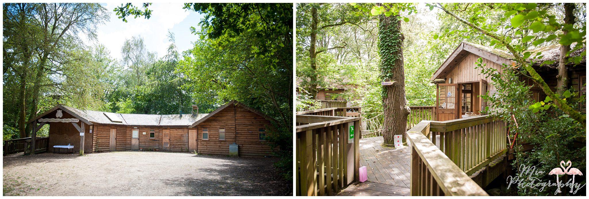 Beaulieu treehouses