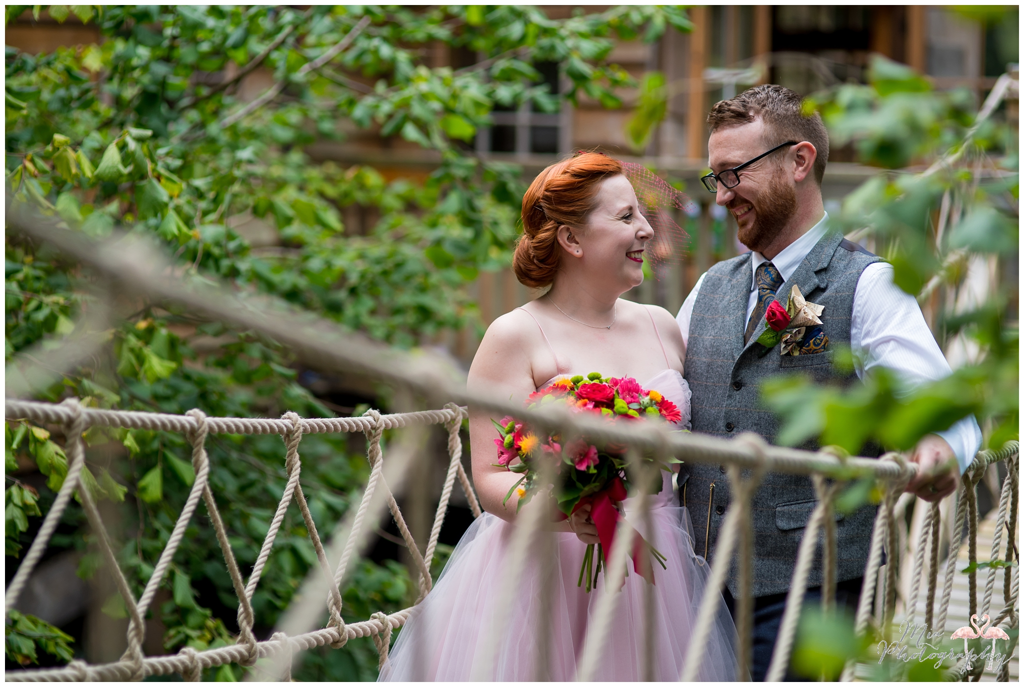 Beaulieu Treehouse wedding