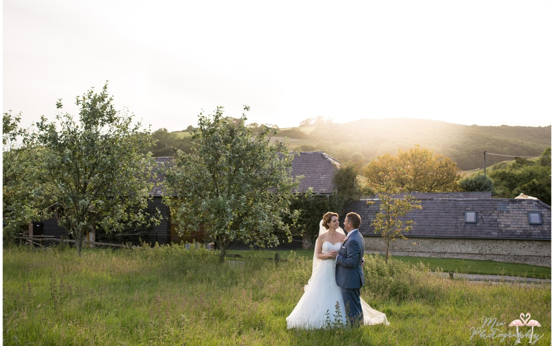 Upwaltham Barns Wedding – Kirsty & Lucas