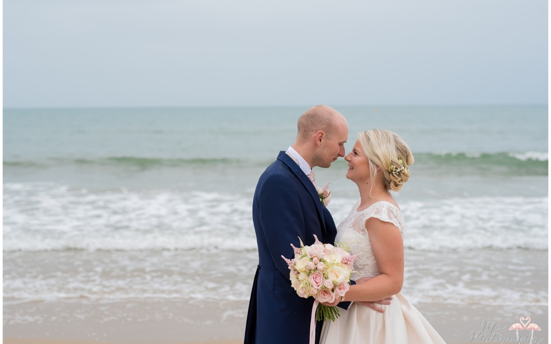 Beach Weddings Bournemouth – Claire & Matt