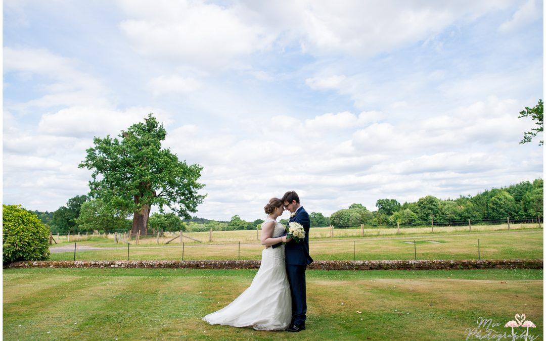 The Elvetham Wedding – Izzi & David
