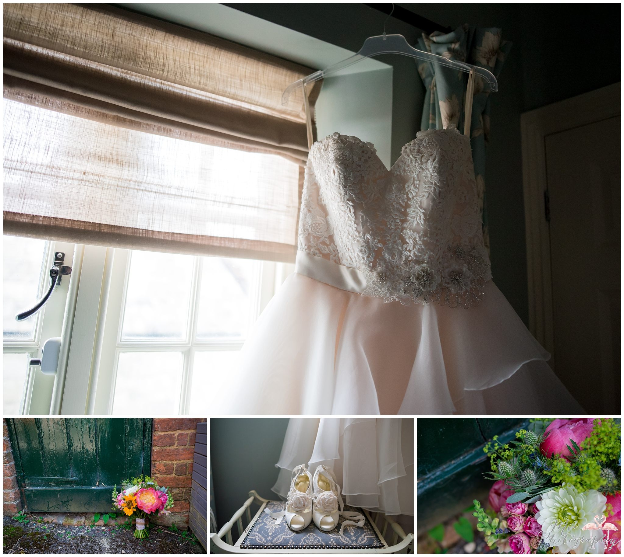 The Coppleridge Inn wedding photography