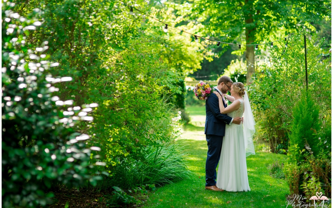 Old Vicarage wedding – Natalie & Adam