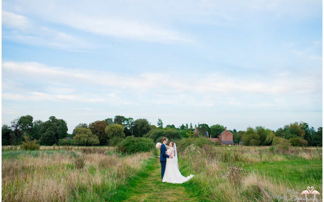 Sopley Mill Wedding – Rachel & Chris