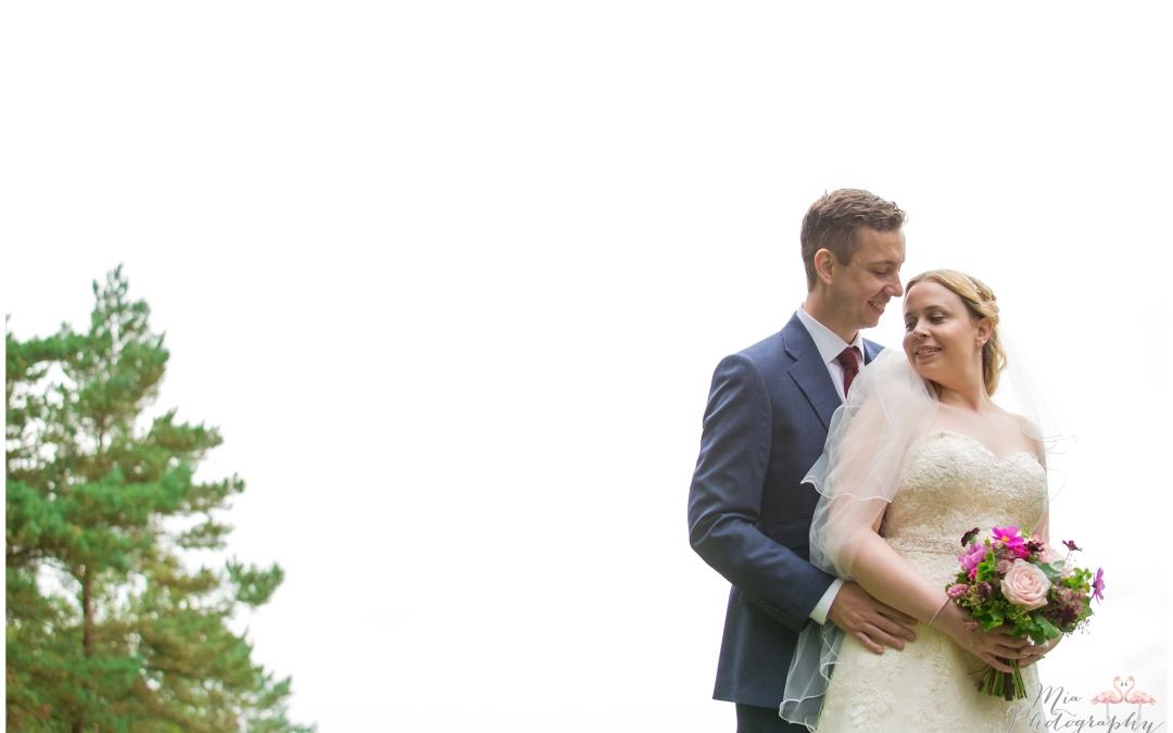 Old Thorns Hotel Wedding – Sam & Phil