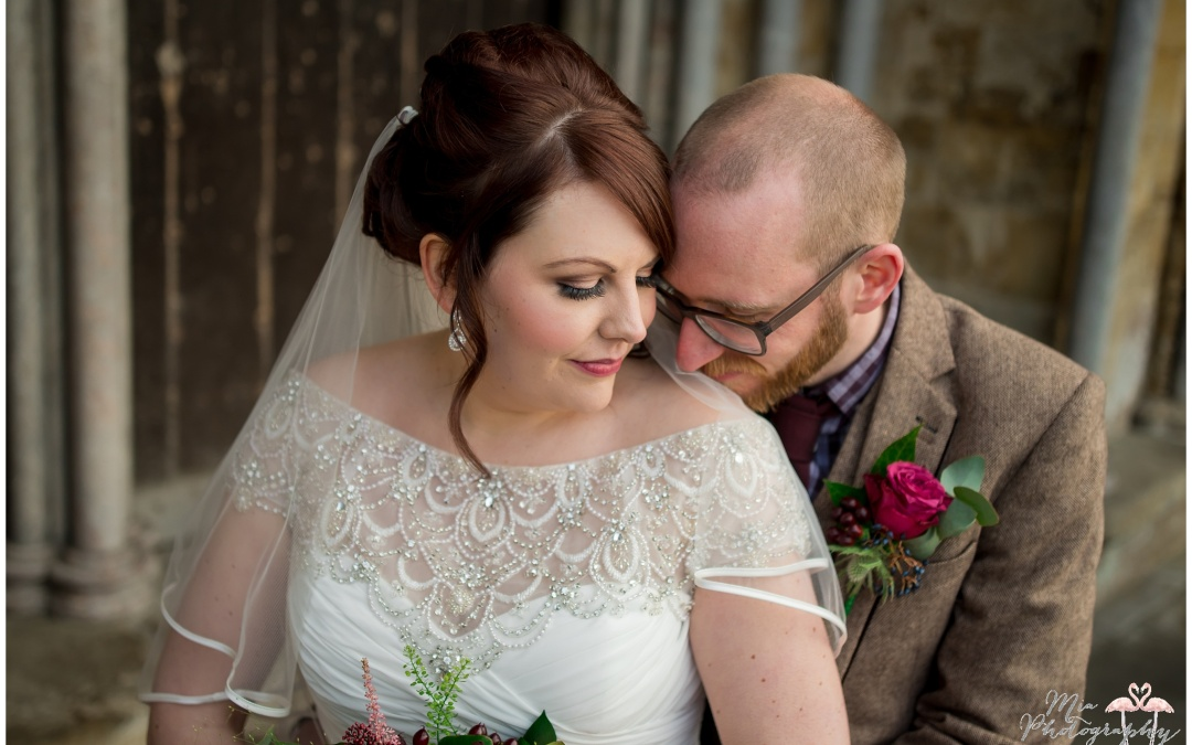 Winter Wedding at St John's Place – Carleh & Vinnie