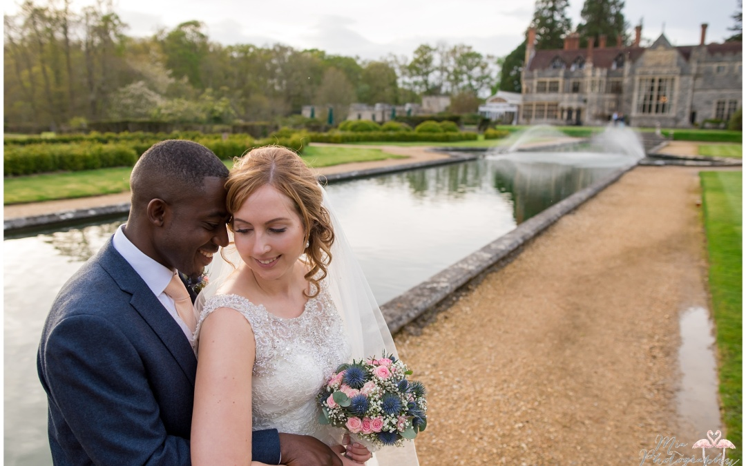 Rhinefield House Wedding – Amy & Kudzi
