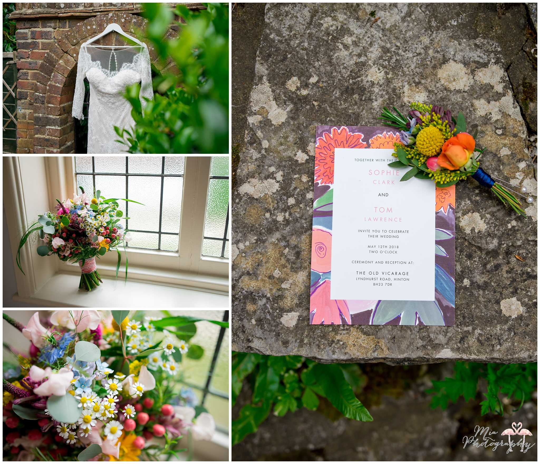 The Old Vicarage wedding photographer