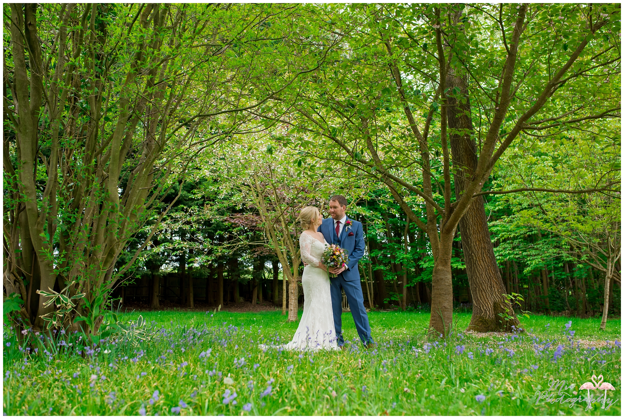 The Old Vicarage Wedding – Sophie & Tom